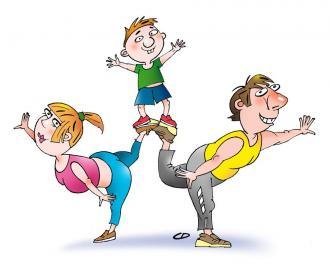 Картинки по запросу спортивна розвага з батьками у здо картинки